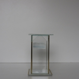 Lampion Glass B  wys. 21cm (4szt-op.)