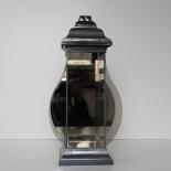 Lampion Karafka Lustro  wys. 40cm (4szt-op.)